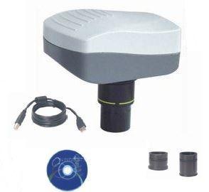 Monitores coloridos (LCD) para  Microscópios e Estereomicroscópios