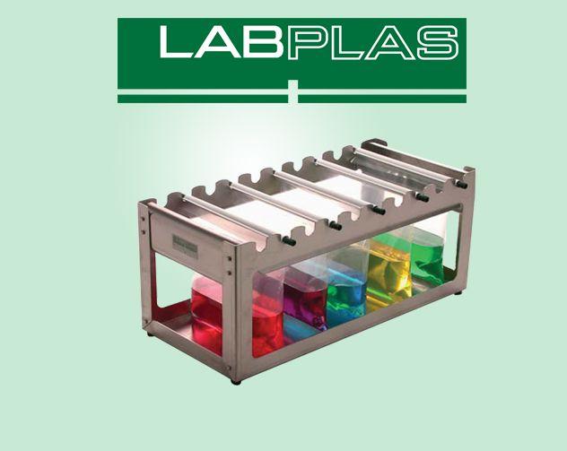 Rack para Armazenamento de 10 Sacos de Homogeneização - Modelo: SA4-7012