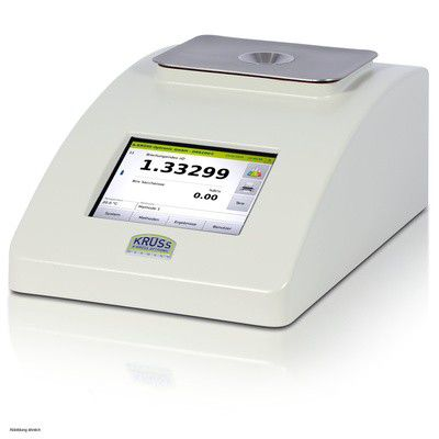 Refratômetro Digital para Medições de Índice de Refração, BRIX%, Tela Touchscreen, LED de Alto Rendimento - Modelo: DR6000