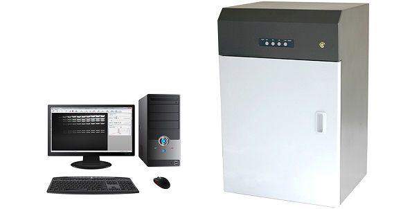 Sistema de Imagem Automático integrado para Fotodocumentação de Géis com Cabine Escura (Dark Room). Modelo: MBS-FLUOR 1850