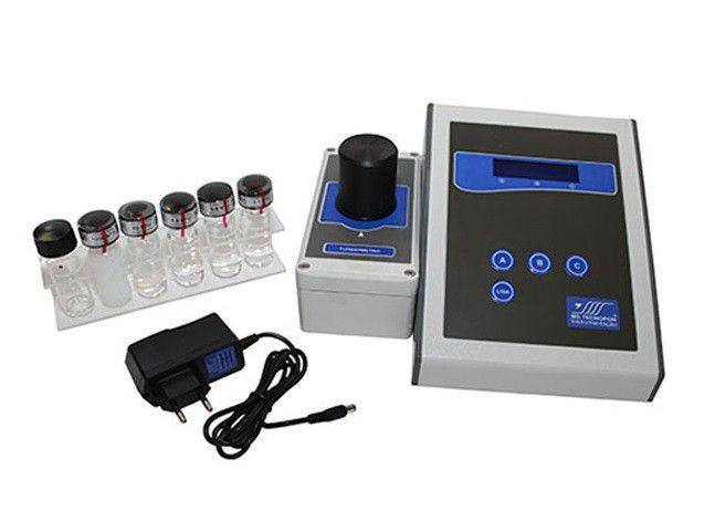 Turbidímetro Digital de Bancada, Faixa de Trabalho 0-1000 NTU, Resolução 0,01/0,1 e 1, Bivolt ? Modelo: TB-1000.