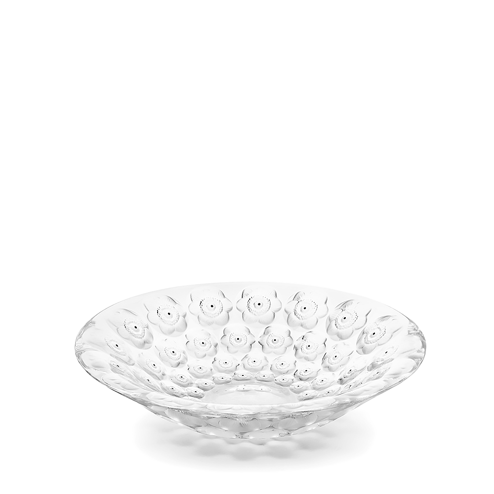 ANEMONES BOWL - CLEAR