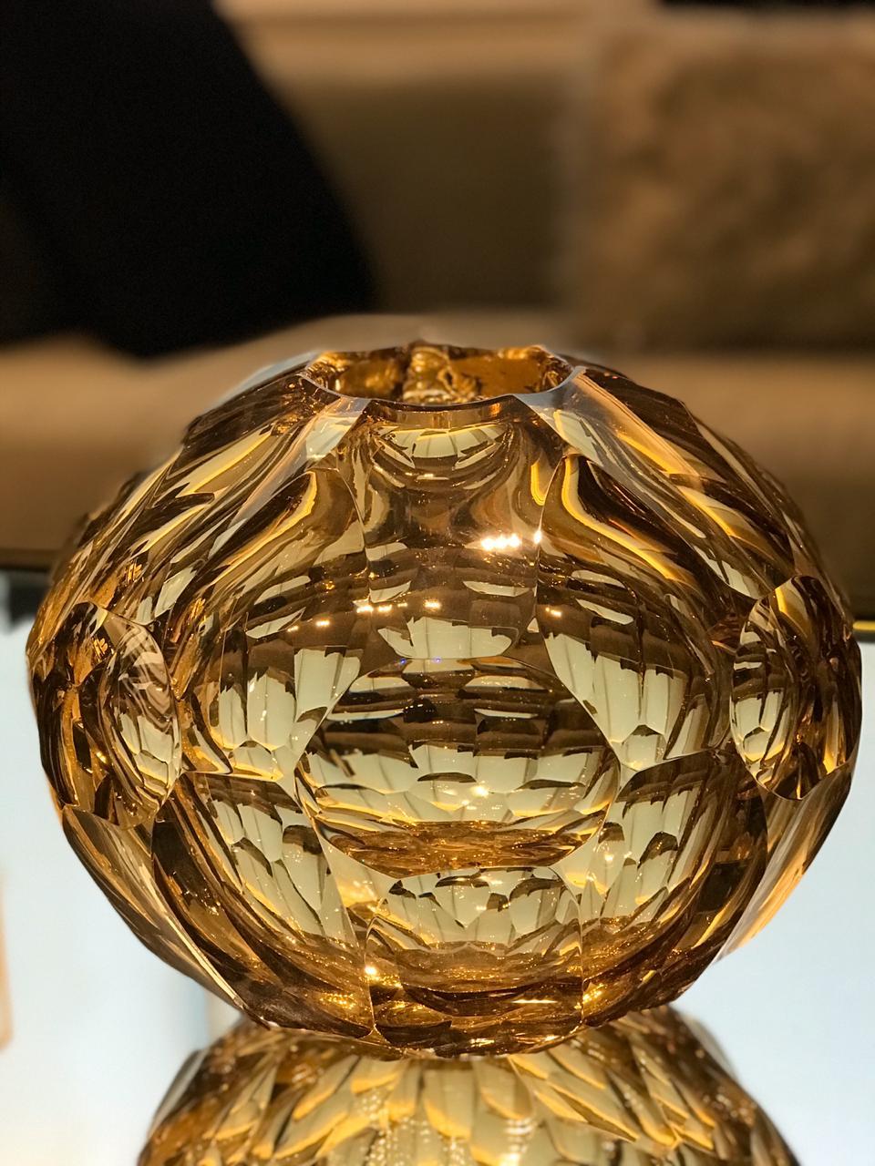 Bola Diamond Lapidado - Marrom - GG
