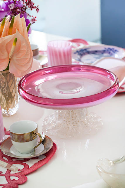 Boleira - Pérola com Pink
