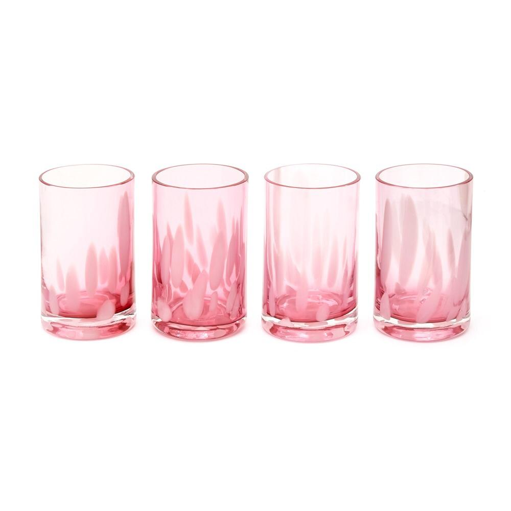 Copo Dots Tall - Rose