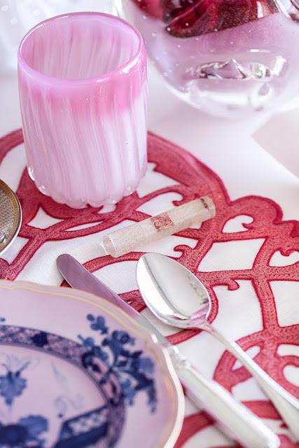 Pré Venda - Copo - Rosa Chiclete com Pérola
