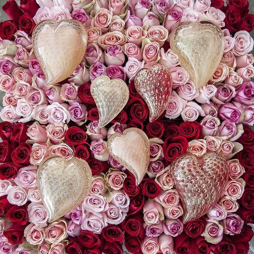 Coração - Vermelho - G