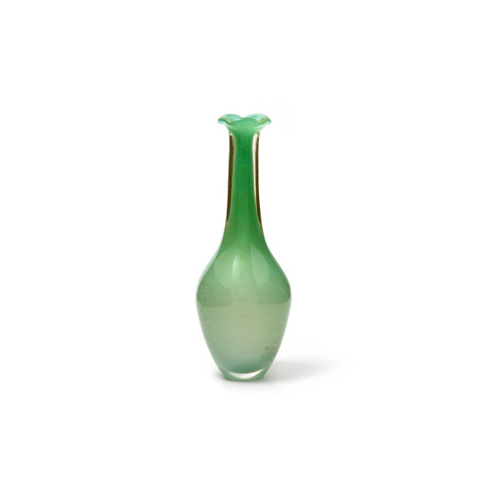 Solitário - Verde Opalina G