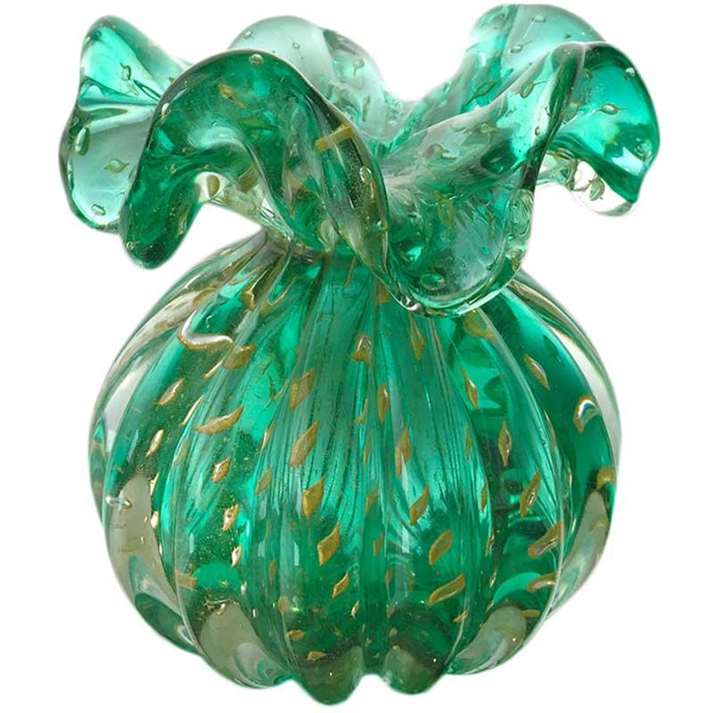 Trouxinha Verde Esmeralda M
