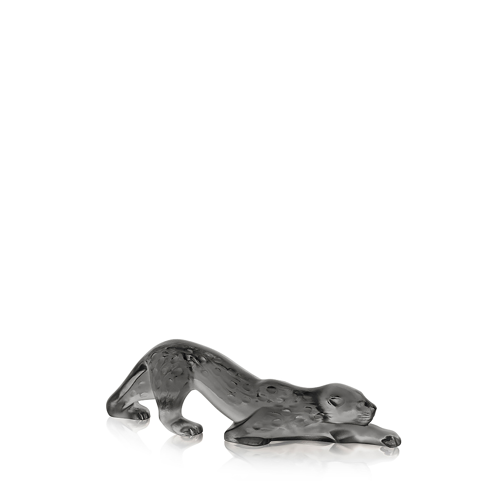 ZEILA PANTHER FIGURE - GREY SS