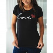 Bata Love Coração