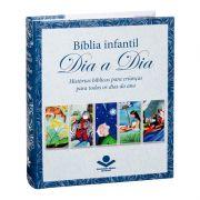 Biblia Infantil Dia a Dia Capa Dura Ilustrada