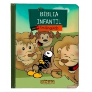 Bíblia Infantil Ilustrada - Smilinguido
