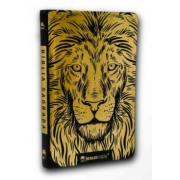 Bíblia - Leão Dourada Jesus Copy