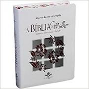 BIBLIA - MULHER CP BOND BRANCA (devocional/estudo)