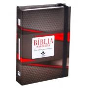 Bíblia Sagrada Fonte de Bênçãos + Caderno Para Anotações