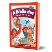 Bíblia Sagrada Infantil Dos Pequeninos - Editora Hagnos