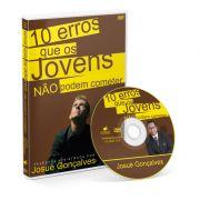 DVD - 10 Erros que os Jovens não podem cometer