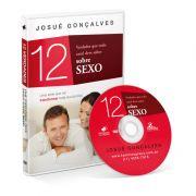 DVD - 12 verdades que todo casal deve saber sobre sexo