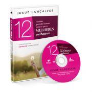 DVD - 12 Verdades que todo homem gostaria que as mulheres soubessem