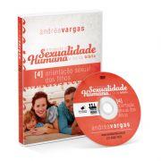 DVD - Orientação Sexual dos Filhos