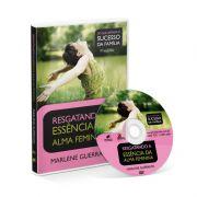 DVD - Resgatando a Essência da alma feminina
