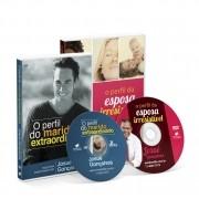 KIT DE DVD- CASAL IRRESISTIVEL