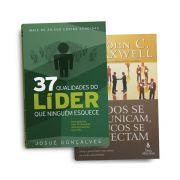 Kit Liderança (Livros Todos se Comunicam + 37 Qualidades)