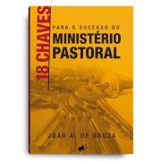 Livro - 18 chaves para o sucesso do Ministério Pas