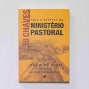 Livro - 18 chaves para o sucesso do Ministério Pastoral