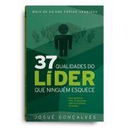 Livro - 37 qualidades de um lider que ninguém esqu