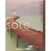Livro - A Mensagem - Solo - Dia A Dia Com Deus | Capa Marrom