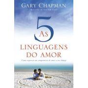 Livro - As Cinco Linguagens do Amor