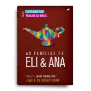 Livro - As Famílias de Eli & Ana