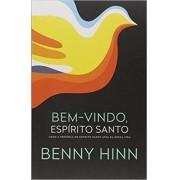LIVRO- BEM-VINDO, ESPIRITO SANTO