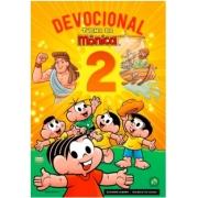 Livro -  Devocional Turma Da Mônica II