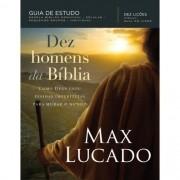 LIVRO- DEZ HOMENS DA BIBLIA