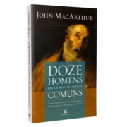 Livro - Doze Homens Extraordinariamente Comuns