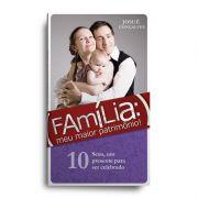 Livro - Família meu maior patrimonio vol. 10