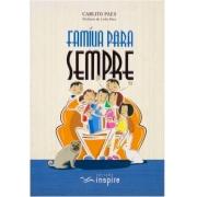 Livro - Família Para Sempre | Carlito Paes