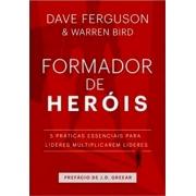 Livro - Formador De Heróis