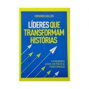 LIVRO- LIDERES QUE TRANSFORMAM HISTÓRIAS