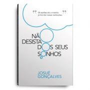Livro - Não desista de seus sonhos (Grande)