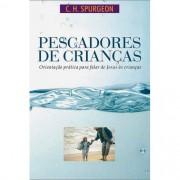Livro - PESCADORES DE CRIANCAS - - SHEDD