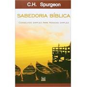 LIVRO- SABEDORIA BIBLICA - - SHEDD