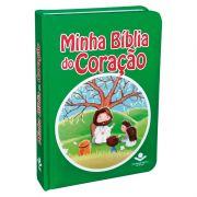Minha Bíblia do Coração (CP Dura Almofada Ilustrada.)