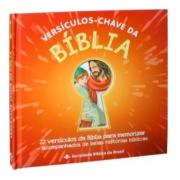 Versículos - Chave da Bíblia - Capa Dura Ilustrada