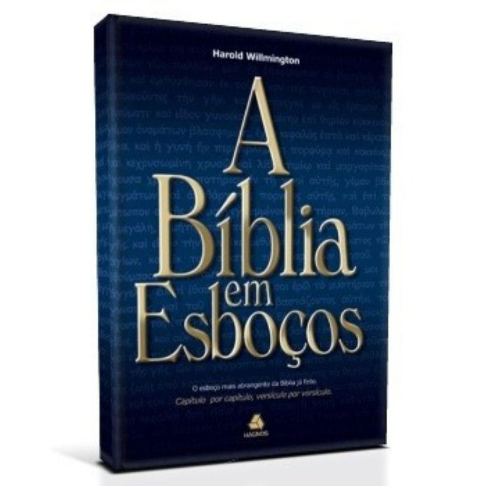 A BIBLIA EM ESBOCOS  - Loja Amo Família