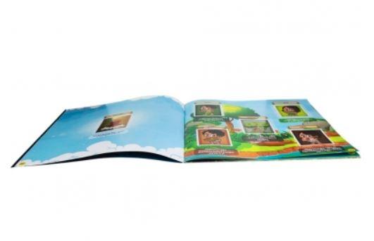 Álbum de Figurinhas Personagens Bíblicos  - Loja Amo Família