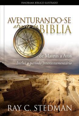 Aventurando-se Através da Bíblia - Mateus  - Loja Amo Família